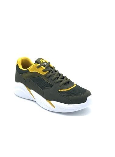 POLO1988 Sneakers Haki